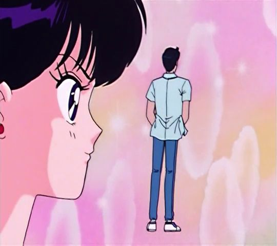 Why Did Rei Pursue Mamoru in the Anime?